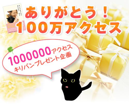 ありがとう♪100万アクセス、プレゼント企画!_a0389088_17234611.jpg