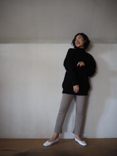 LENO Big Cable Sweater_e0357389_12503506.jpg