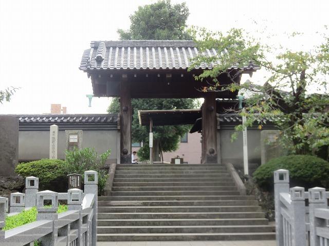泉 岳 寺(新江戸百景めぐり㊷)_c0187004_23191101.jpg