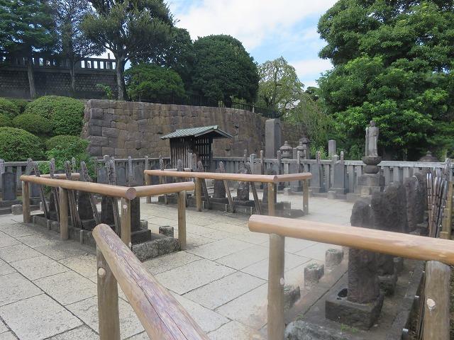 泉 岳 寺(新江戸百景めぐり㊷)_c0187004_23214594.jpg