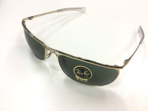 RAYBAN-レイバン-復刻モデル【OLYMPIAN Ⅰ DELUXE】ご紹介します! by甲府店_f0076925_15182707.jpg