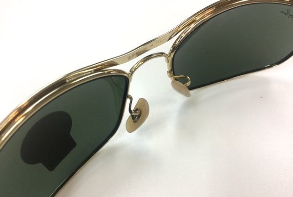 RAYBAN-レイバン-復刻モデル【OLYMPIAN Ⅰ DELUXE】ご紹介します! by甲府店_f0076925_15184095.jpg