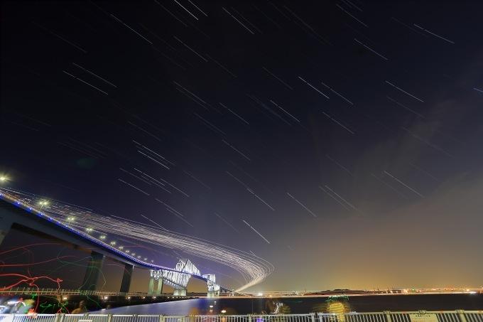 【若洲海浜公園】ゲートブリッジ撮影_f0348831_21492549.jpg