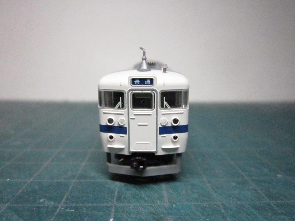 KATO 415系(常磐線・新色)セット 入線_e0120143_13340463.jpg