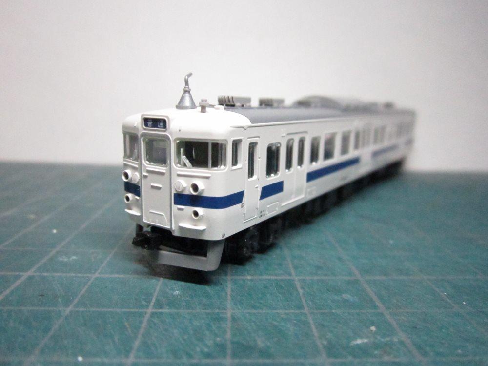 KATO 415系(常磐線・新色)セット 入線_e0120143_13340614.jpg