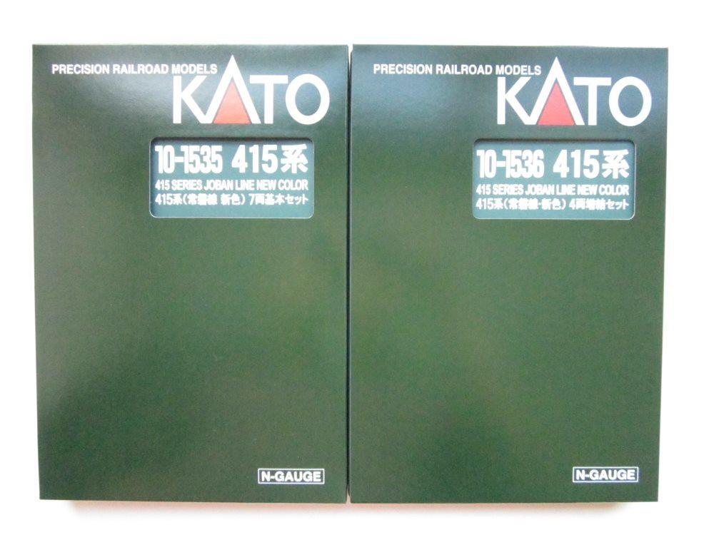 KATO 415系(常磐線・新色)セット 入線_e0120143_13341229.jpg