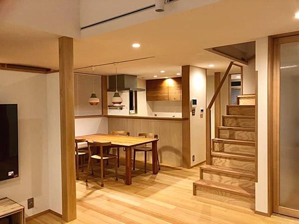 流山の家 完成見学会_c0019551_20540267.jpg