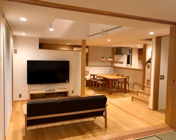 流山の家 完成見学会_c0019551_20540431.jpg