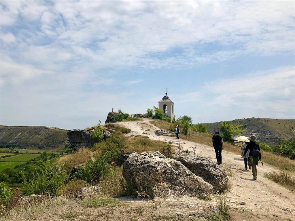 旧オルヘイ洞窟修道院@モルドヴァ_a0092659_20091497.jpg