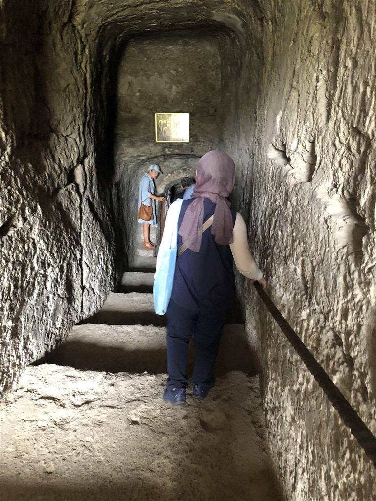 旧オルヘイ洞窟修道院@モルドヴァ_a0092659_20222528.jpg