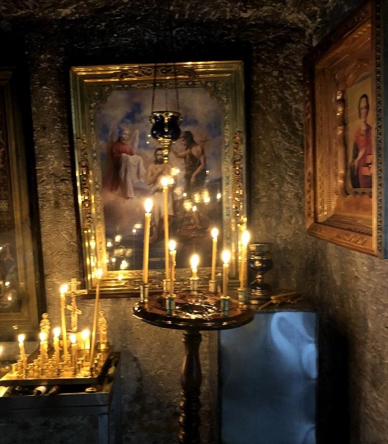 旧オルヘイ洞窟修道院@モルドヴァ_a0092659_23270315.jpg