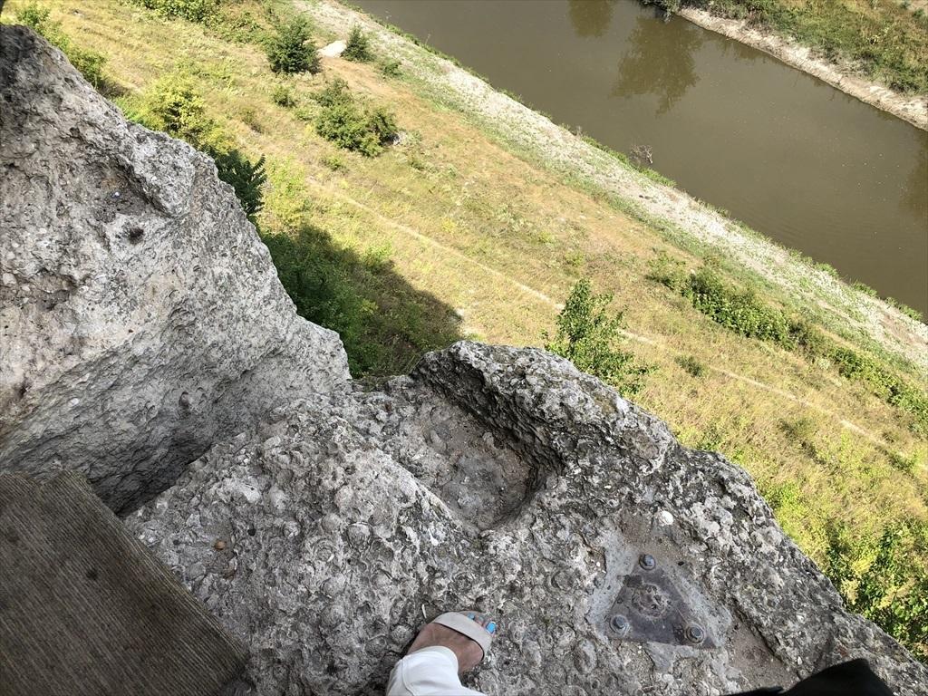 旧オルヘイ洞窟修道院@モルドヴァ_a0092659_23425670.jpg