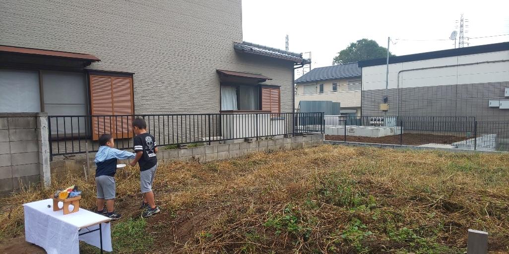 仲良し家族 ますます家族団らんが楽しい家 創ってます 松戸_c0064859_14590542.jpg