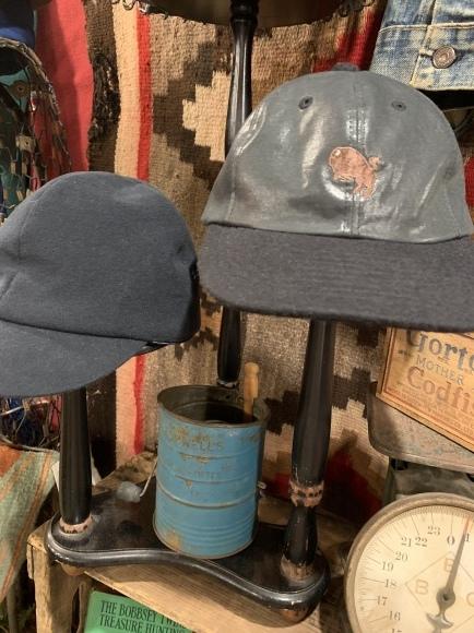 vintage スエットコーデ&二階の帽子_a0108963_01141914.jpeg