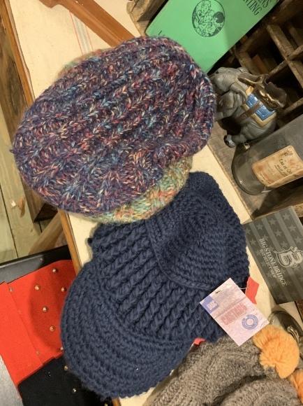 vintage スエットコーデ&二階の帽子_a0108963_01143581.jpeg