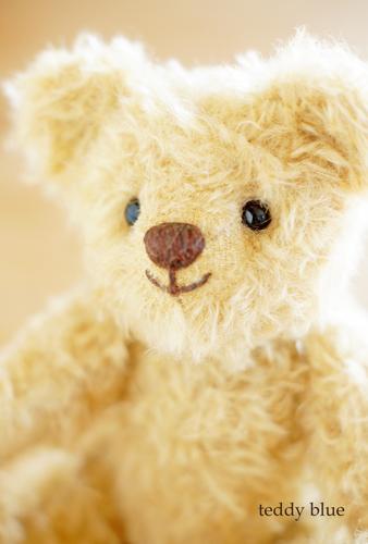 classic mohair teddy  クラシックなモヘアのテディ_e0253364_14152791.jpg