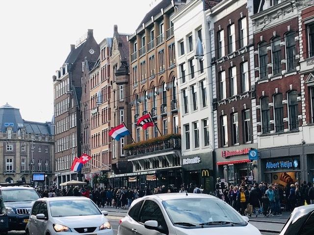 秋休みはオランダへ 〜Amsterdam・ぶらっと歩き編〜_c0194065_23475593.jpg