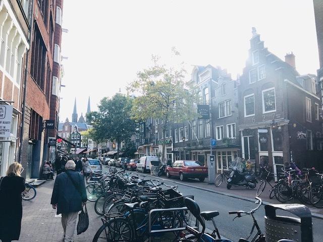 秋休みはオランダへ 〜Amsterdam・ぶらっと歩き編〜_c0194065_23483125.jpg