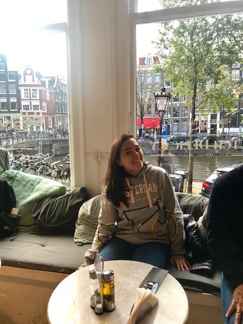 秋休みはオランダへ 〜Amsterdam・ぶらっと歩き編〜_c0194065_23500333.jpg