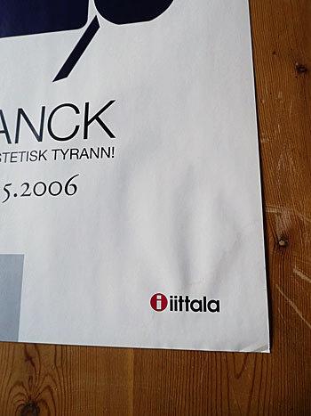 Kaj Franck 2006 Poster_c0139773_16005146.jpg