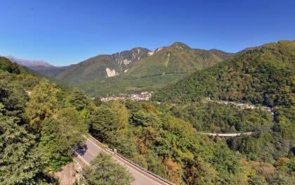 上高地から平湯温泉へと.....岐阜県側はもちろん......._b0194185_18043627.jpg