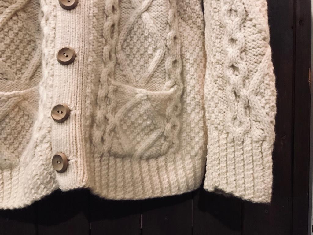 マグネッツ神戸店 10/12(土)冬スーペリア入荷! #6 Aran Knit Item!!!_c0078587_14022568.jpg
