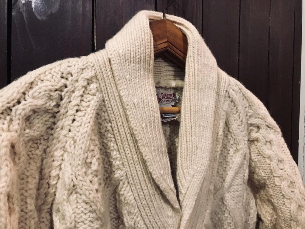 マグネッツ神戸店 10/12(土)冬スーペリア入荷! #6 Aran Knit Item!!!_c0078587_14022618.jpg