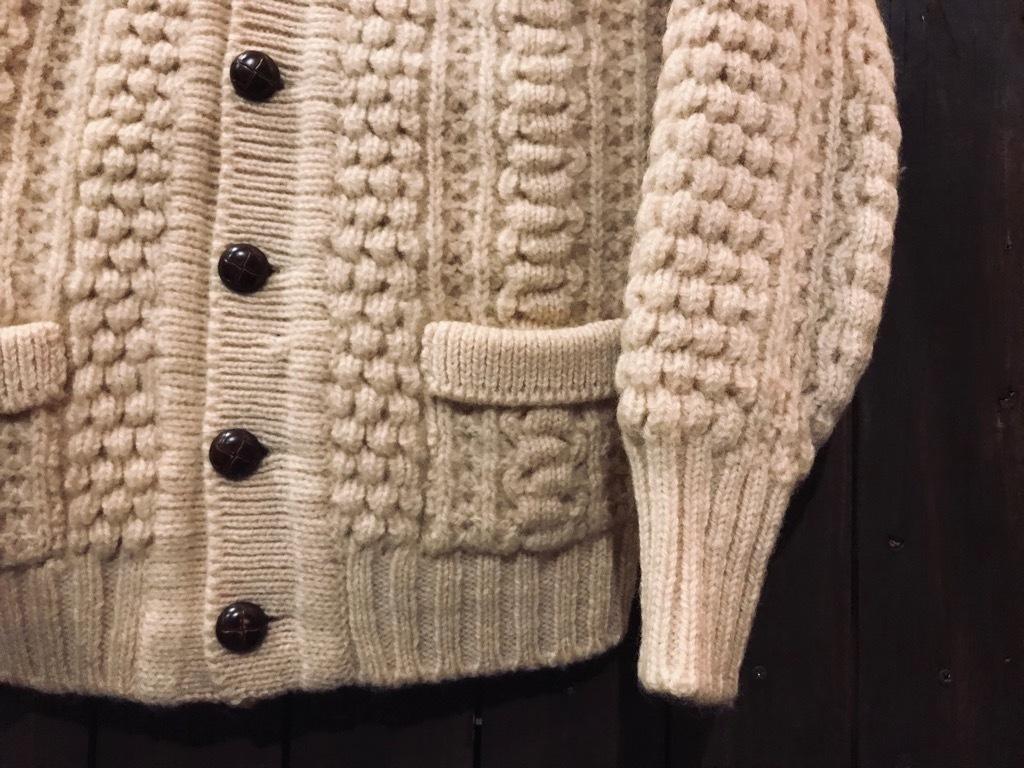 マグネッツ神戸店 10/12(土)冬スーペリア入荷! #6 Aran Knit Item!!!_c0078587_14042219.jpg