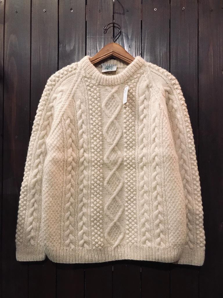 マグネッツ神戸店 10/12(土)冬スーペリア入荷! #6 Aran Knit Item!!!_c0078587_14105185.jpg
