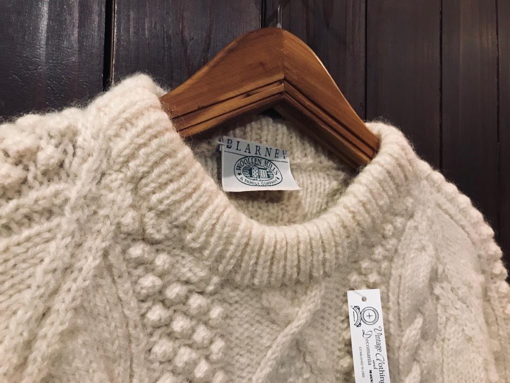 マグネッツ神戸店 10/12(土)冬スーペリア入荷! #6 Aran Knit Item!!!_c0078587_14105244.jpg