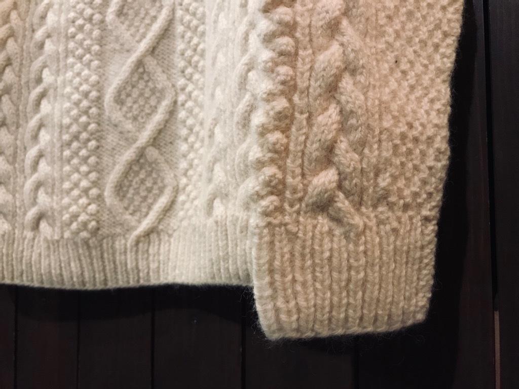 マグネッツ神戸店 10/12(土)冬スーペリア入荷! #6 Aran Knit Item!!!_c0078587_14105264.jpg