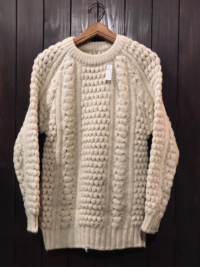 マグネッツ神戸店 10/12(土)冬スーペリア入荷! #6 Aran Knit Item!!!_c0078587_14123616.jpg
