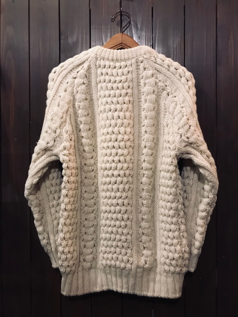 マグネッツ神戸店 10/12(土)冬スーペリア入荷! #6 Aran Knit Item!!!_c0078587_14123703.jpg