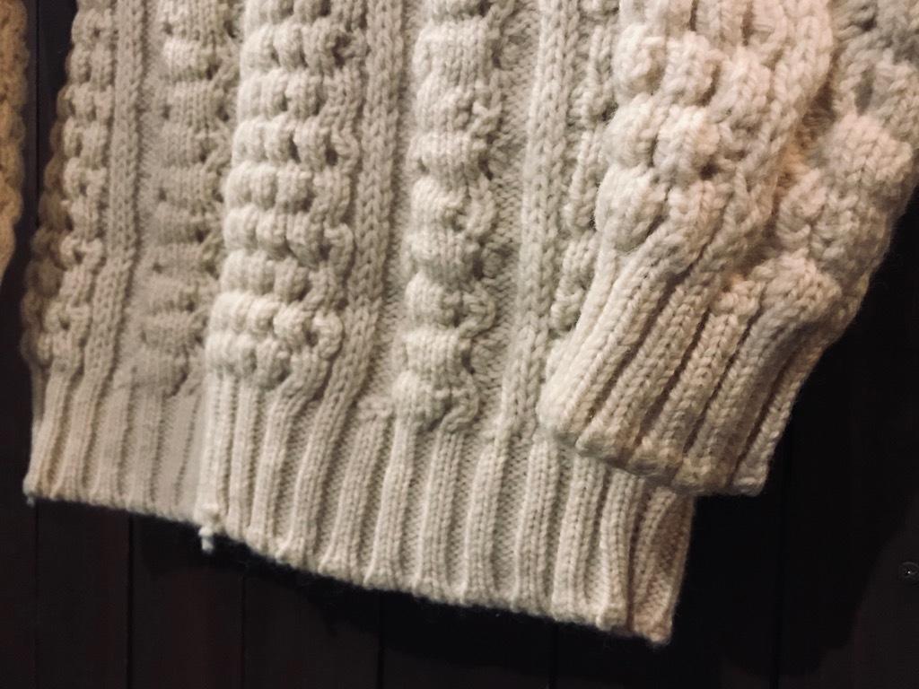 マグネッツ神戸店 10/12(土)冬スーペリア入荷! #6 Aran Knit Item!!!_c0078587_14123778.jpg