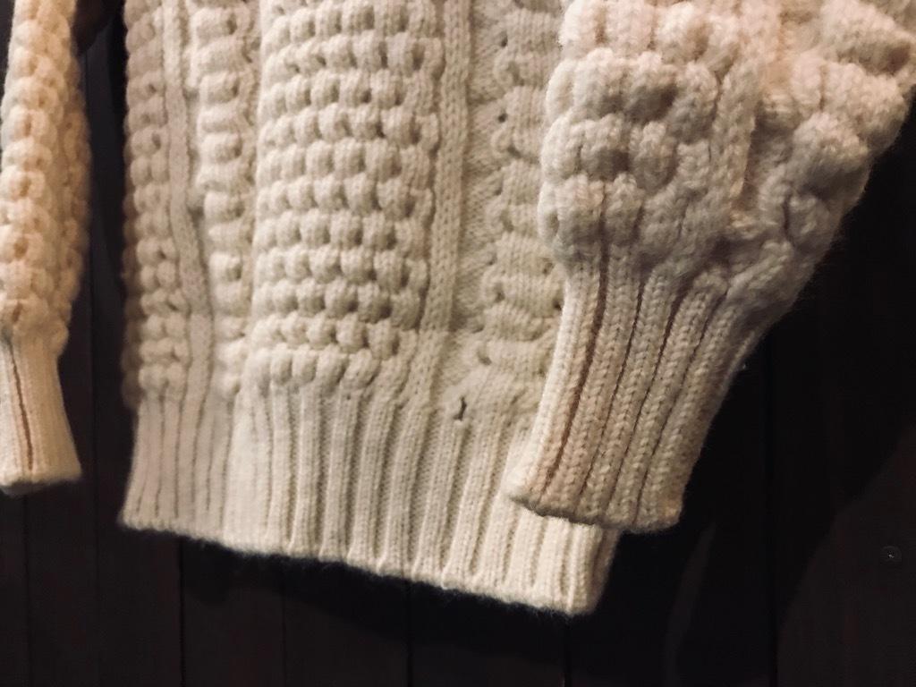 マグネッツ神戸店 10/12(土)冬スーペリア入荷! #6 Aran Knit Item!!!_c0078587_14135921.jpg