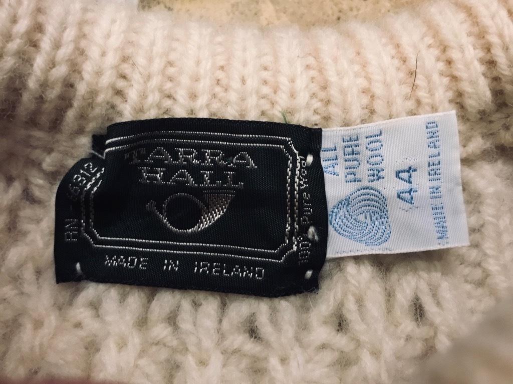 マグネッツ神戸店 10/12(土)冬スーペリア入荷! #6 Aran Knit Item!!!_c0078587_14135938.jpg