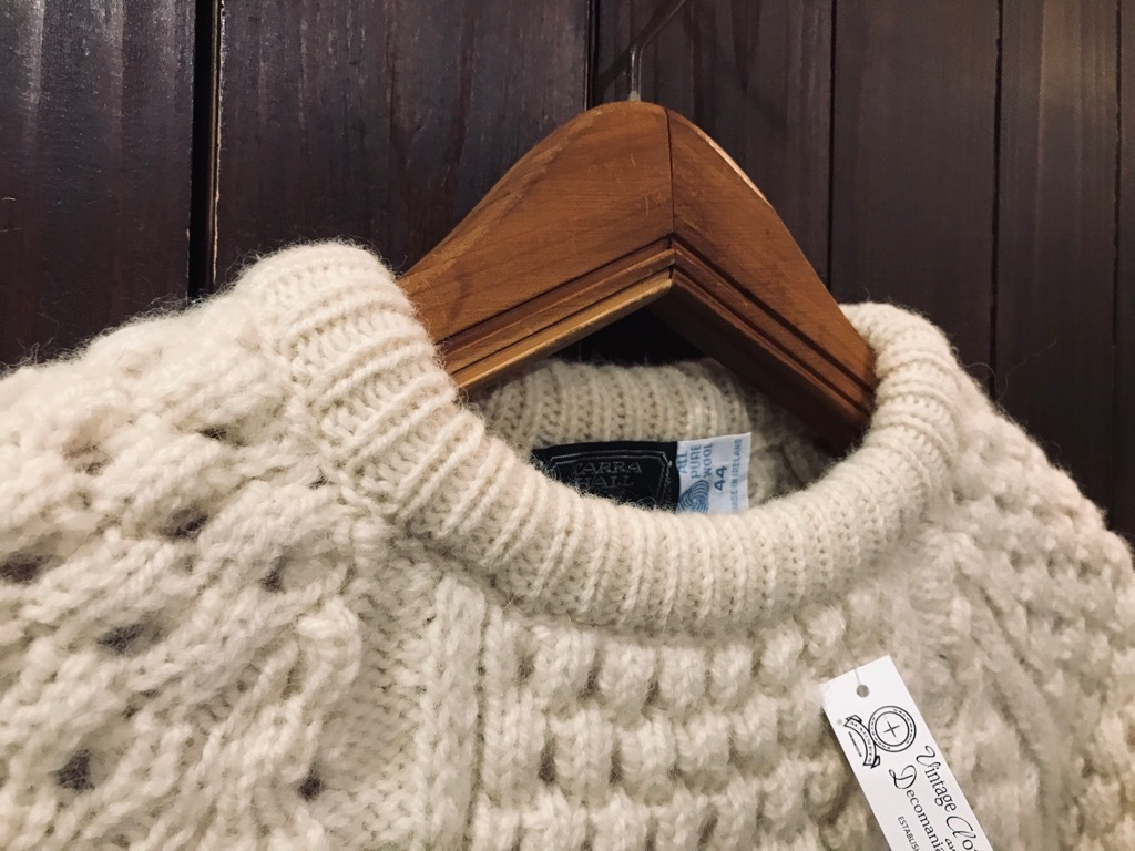マグネッツ神戸店 10/12(土)冬スーペリア入荷! #6 Aran Knit Item!!!_c0078587_14135980.jpg