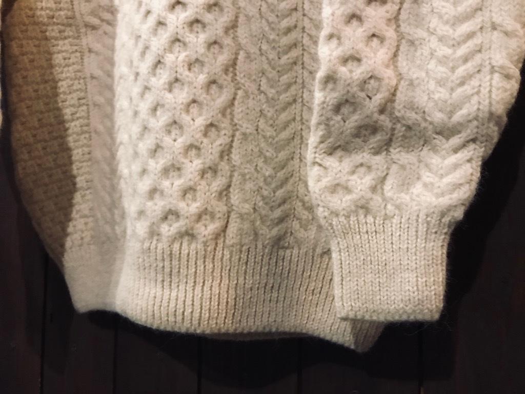 マグネッツ神戸店 10/12(土)冬スーペリア入荷! #6 Aran Knit Item!!!_c0078587_14153803.jpg