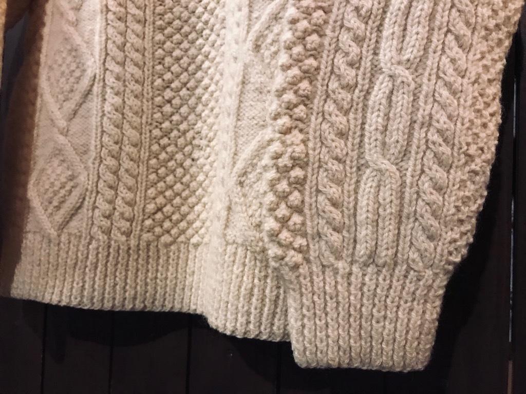 マグネッツ神戸店 10/12(土)冬スーペリア入荷! #6 Aran Knit Item!!!_c0078587_14175848.jpg
