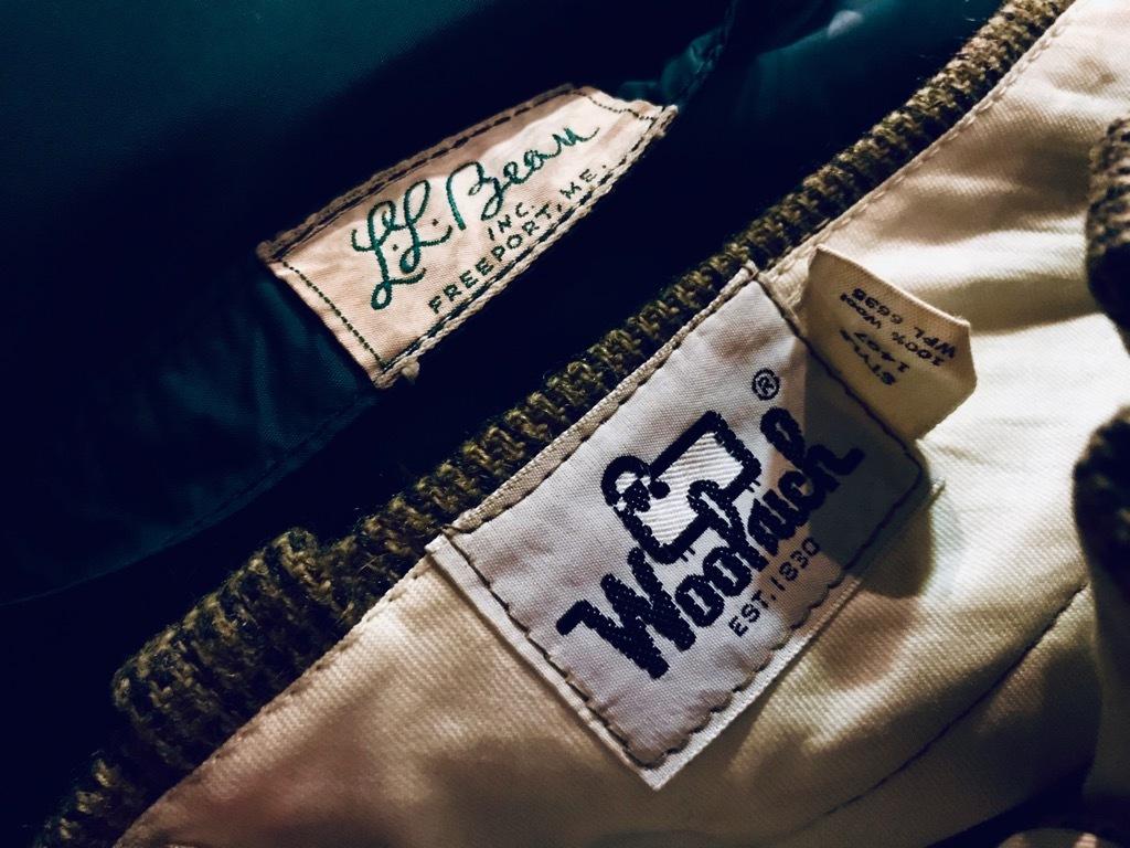 マグネッツ神戸店10/12(土)冬Superior入荷! #8 Woolrich&L.L.Bean Item!!!_c0078587_15154391.jpg