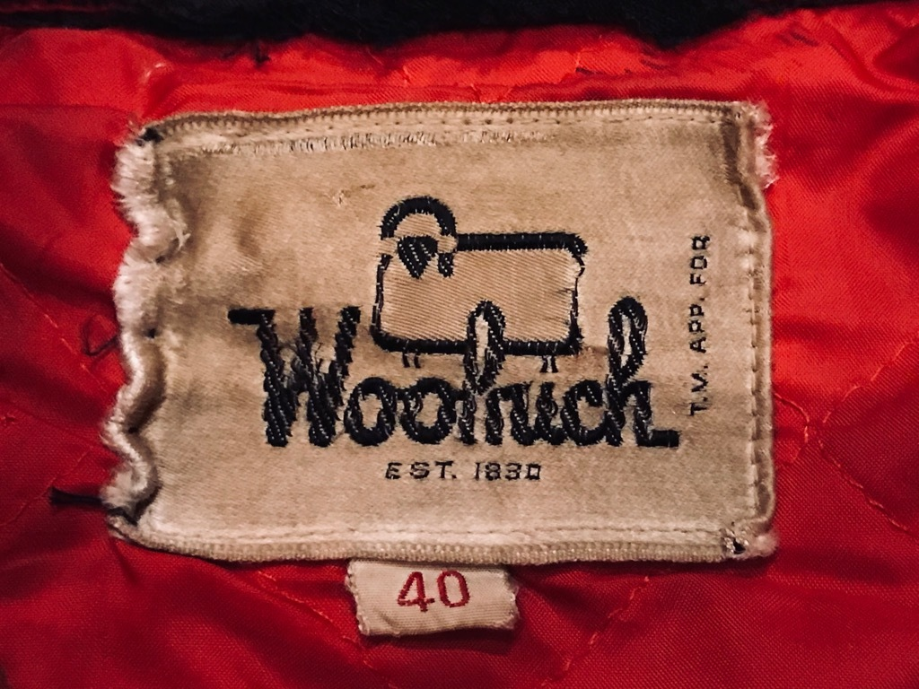マグネッツ神戸店10/12(土)冬Superior入荷! #8 Woolrich&L.L.Bean Item!!!_c0078587_15290382.jpg