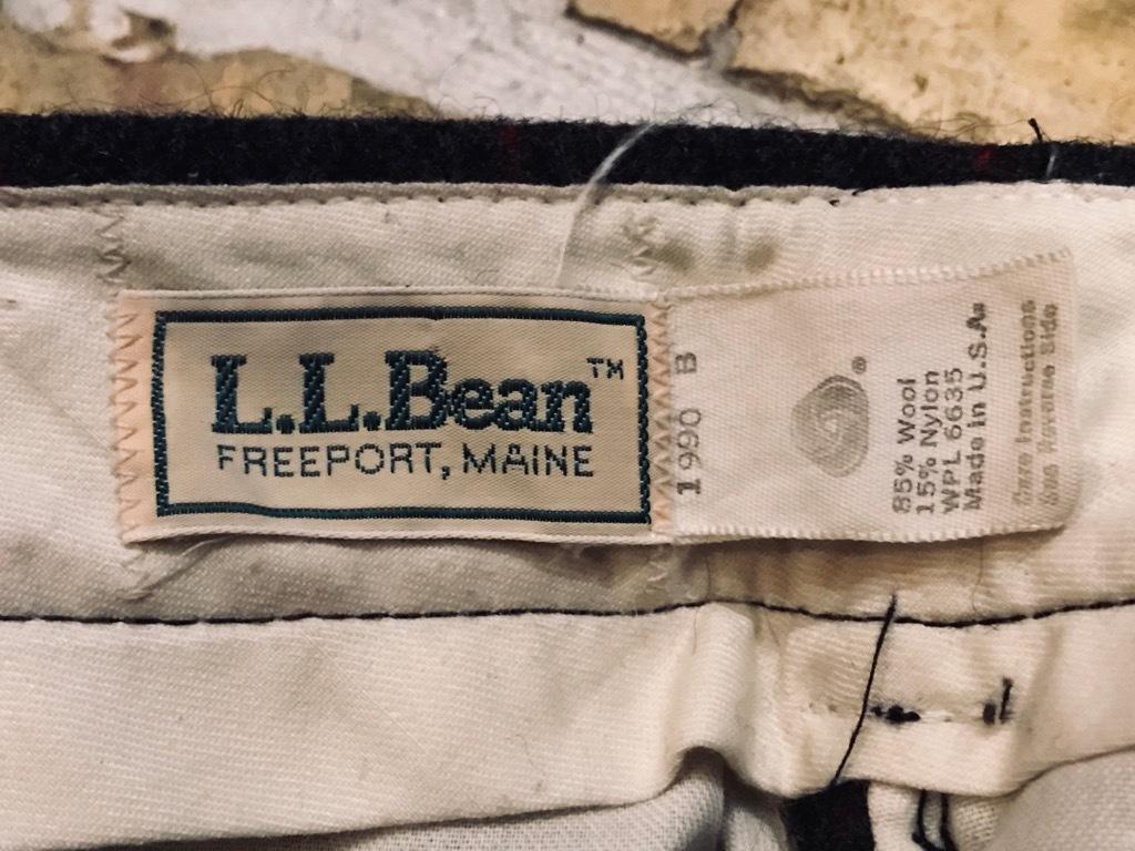マグネッツ神戸店10/12(土)冬Superior入荷! #8 Woolrich&L.L.Bean Item!!!_c0078587_15373739.jpg