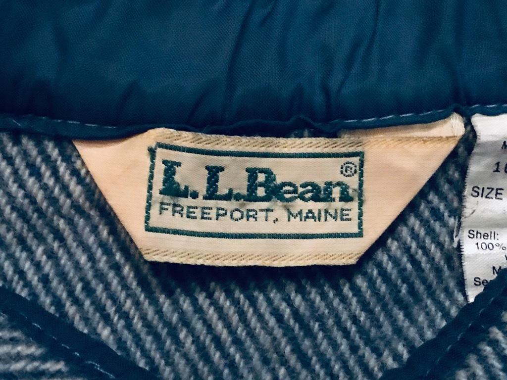 マグネッツ神戸店10/12(土)冬Superior入荷! #8 Woolrich&L.L.Bean Item!!!_c0078587_15511323.jpg