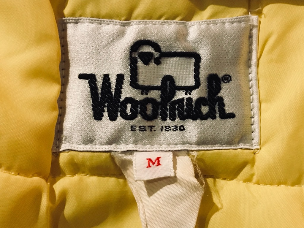 マグネッツ神戸店10/12(土)冬Superior入荷! #8 Woolrich&L.L.Bean Item!!!_c0078587_16022912.jpg