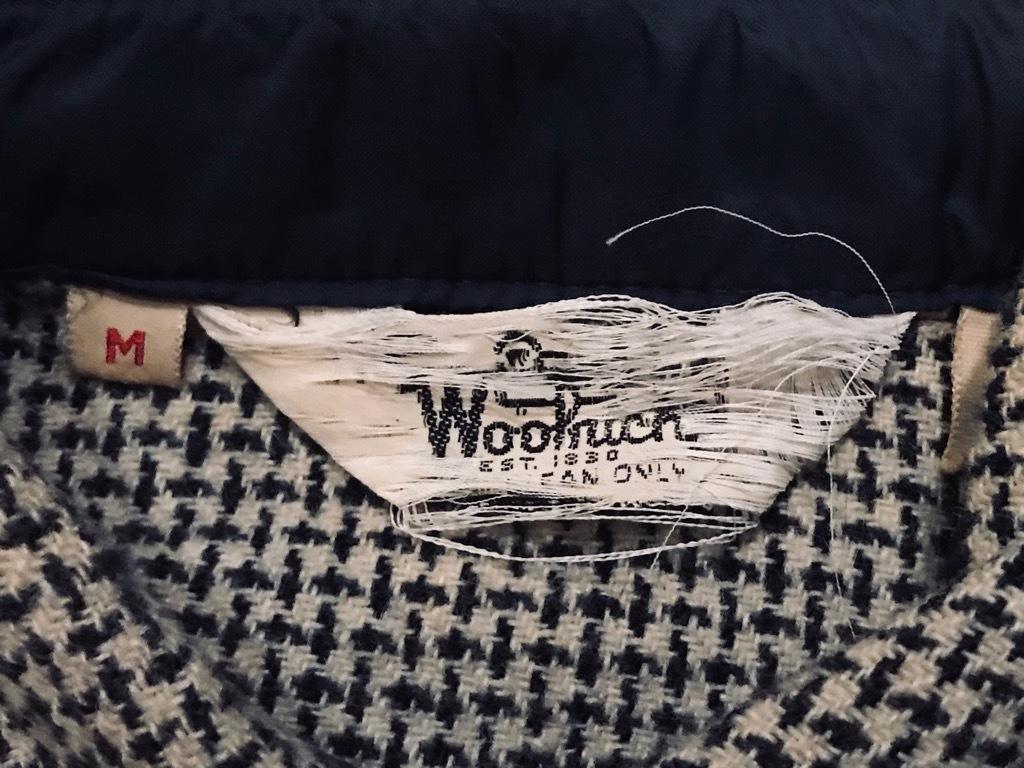 マグネッツ神戸店10/12(土)冬Superior入荷! #8 Woolrich&L.L.Bean Item!!!_c0078587_16363059.jpg