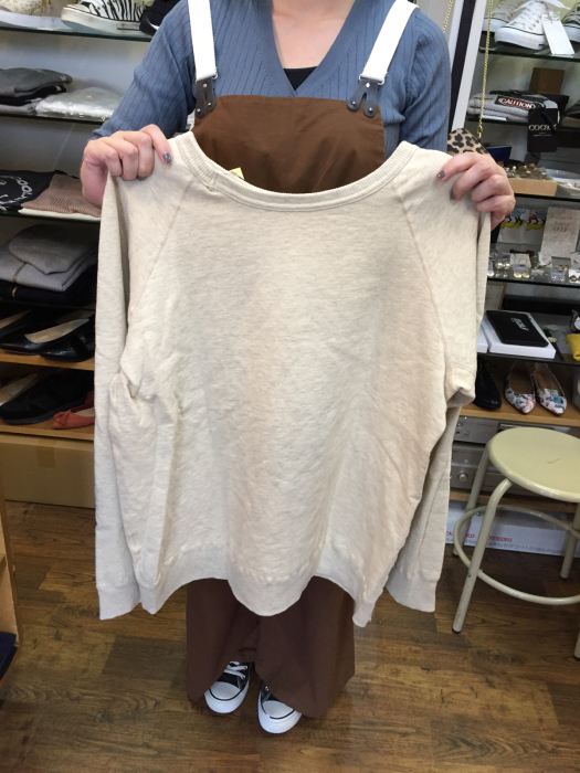 MIXTA Made in USA IMPORT SWEAT_e0076692_15190830.jpg