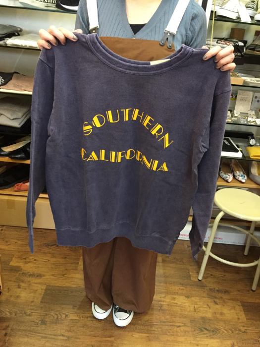 MIXTA Made in USA IMPORT SWEAT_e0076692_15193311.jpg