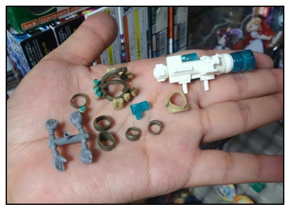 【漫画で雑記】AQUA SHOOTERS!(アクアシューターズ)02弾 ※リベンジ編 _f0205396_21565254.jpg