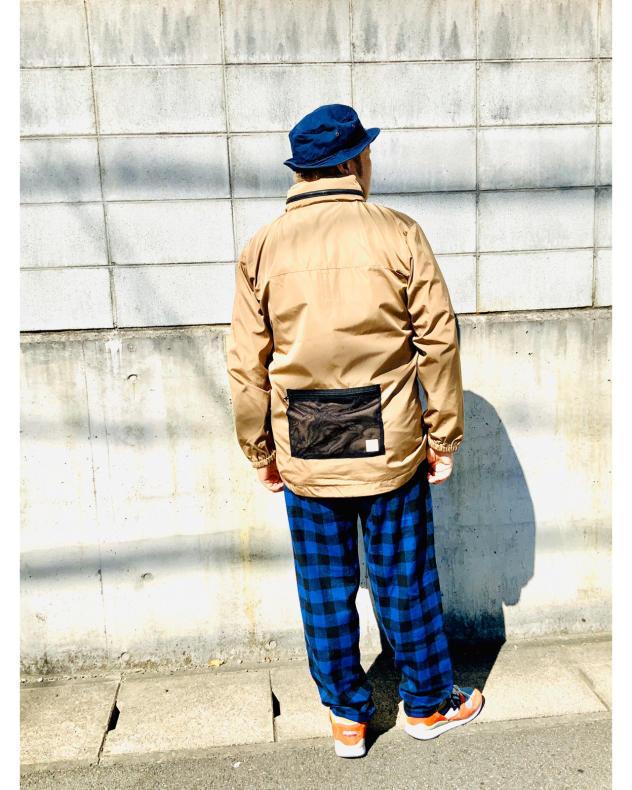 【THE PARK SHOP】POCKET MT PARKA_d0000298_08411808.jpg
