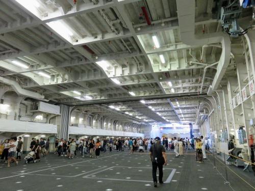 FLEETWEEK2019横浜 - 護衛艦「いずも」一般公開_a0057402_23312149.jpg